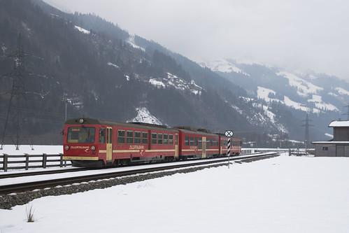 A Zillertalbahn Aschau 20-02-2018