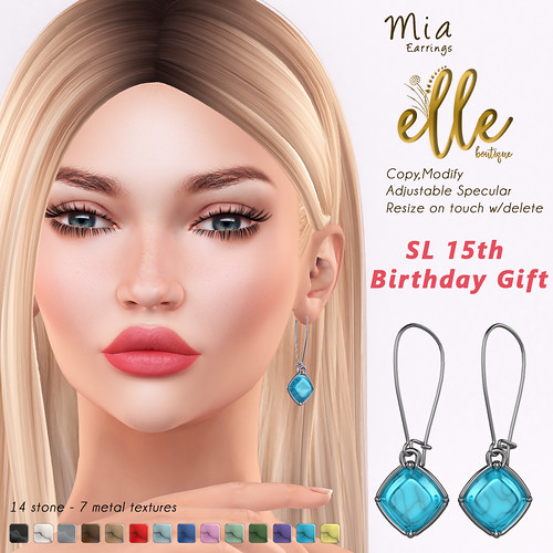 Elle Boutique - Mia Earrings