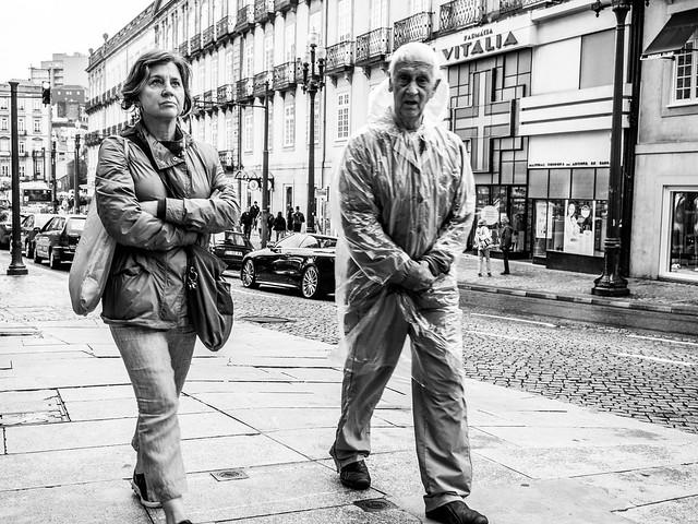 Porto-Raincoat