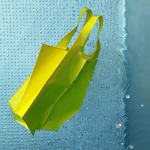 LIVALIKE Washable Paper Bag