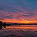 Langstone Sunset.