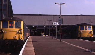19.05.84 Gatwick Airport 73104 and 73119