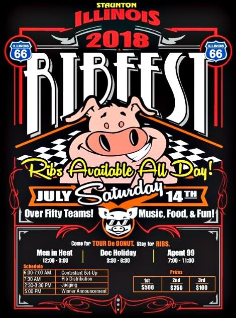 Ribfest 2018 7-14-18