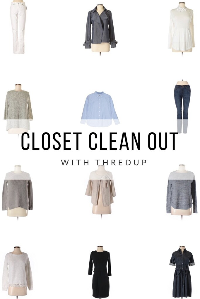 Closet Clean Out With thredUP