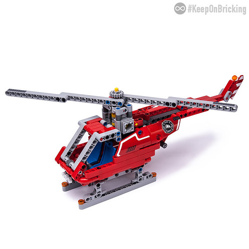 42075 Helicopter