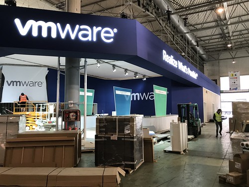 VMware / Dell - MWC 218 - Barcelona