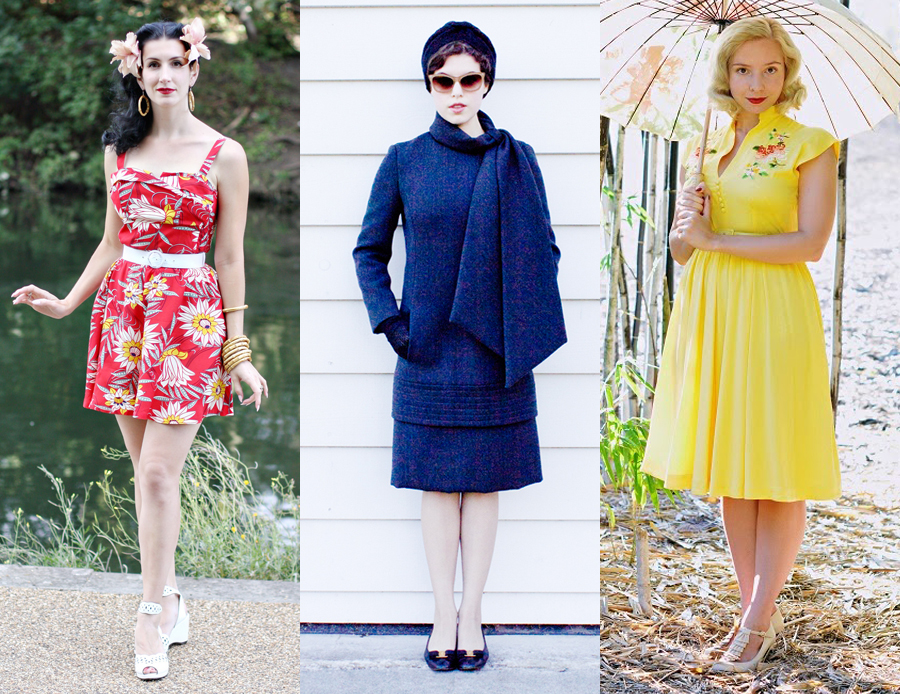 8 Vintage Style Fashion Bloggers You Should Know