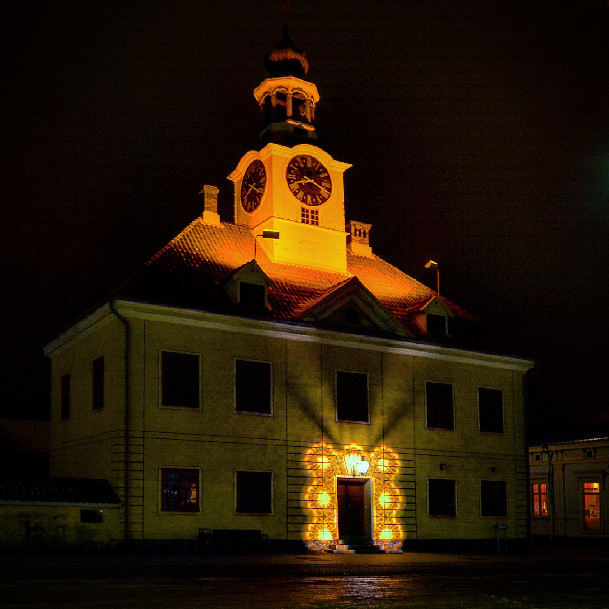 Photography: The Old Town Hall of Rauma