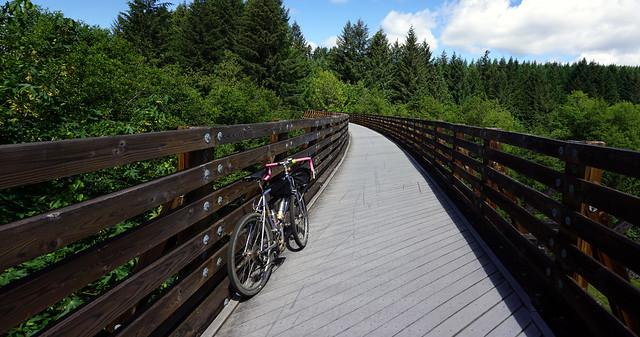 Banks Vernonia Trail