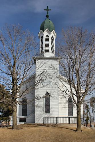 Our Lady of Hope Catholic Church - Seymour (rural Shullsburg), WI