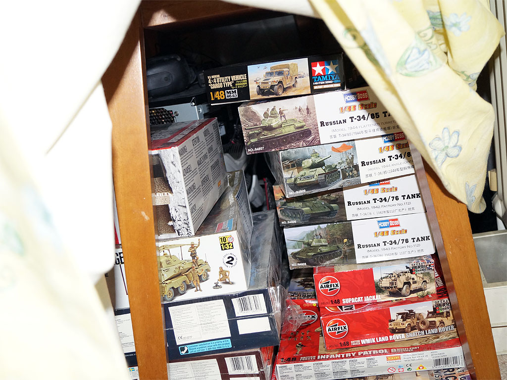 What's in your stash 2018 - - The Airfix Tribute Forum -