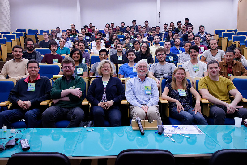 First Joint ICTP-TriesteICTP-SAIFR School on Particle Physics