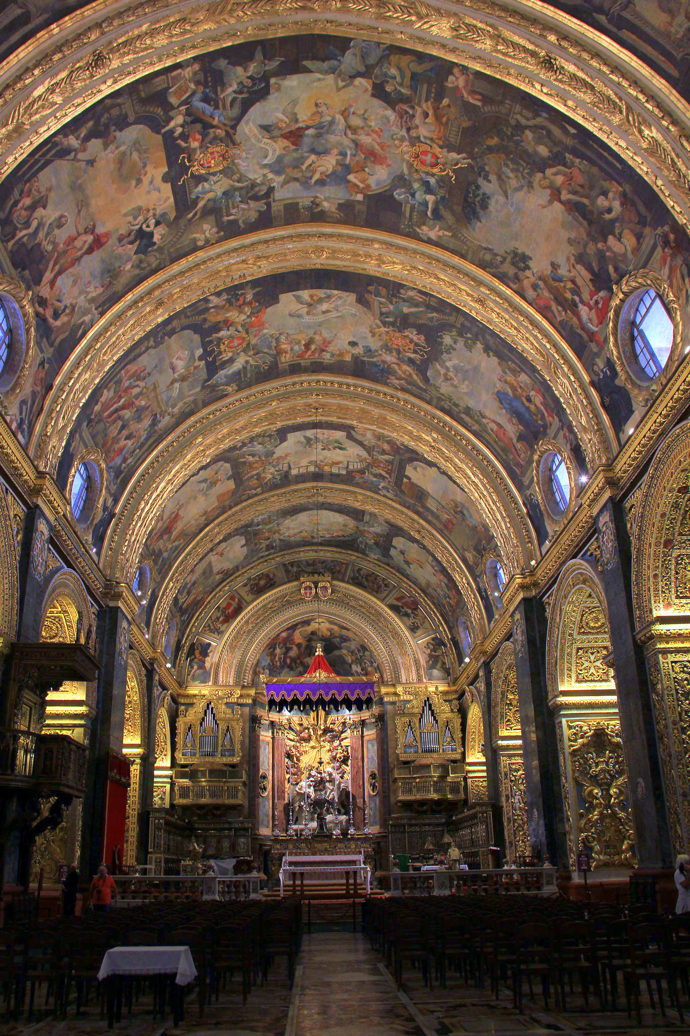 St John Co-Cathedral is the highlight of Malta