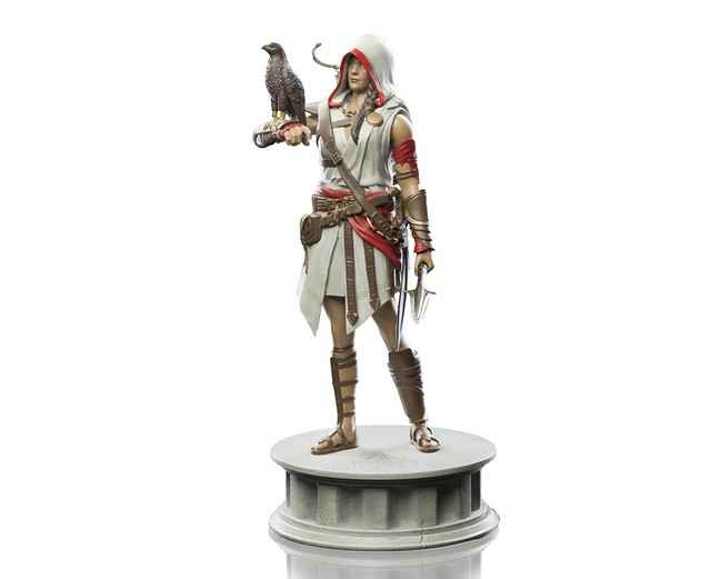 Assassin's Creed Odyssey Kassandra Collector's Edition Statue