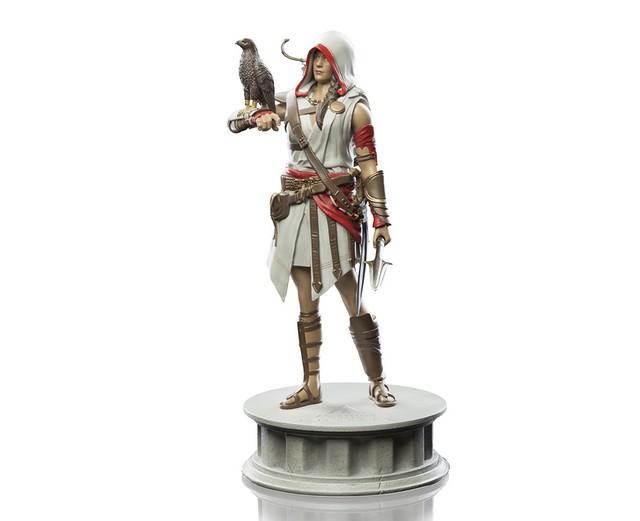 Assassin's Creed Одиссея Кассандра Коллекционное издание Статуя