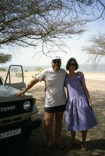 Outside Khartoum