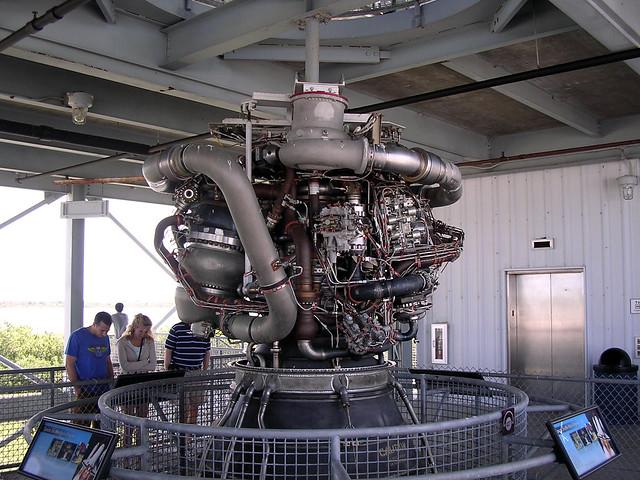 Space Shuttle Orbiter Main Engine | The Space Shuttle Main ...