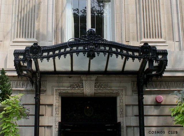 Photo:The Cosmos Club By dbking