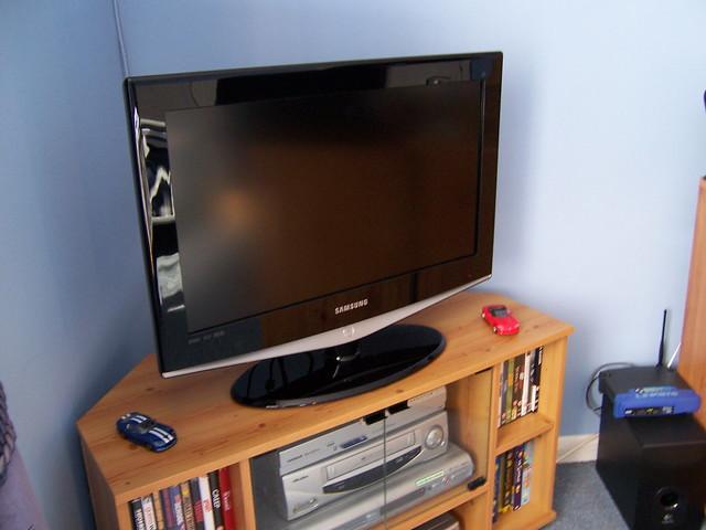 New TV | A 26