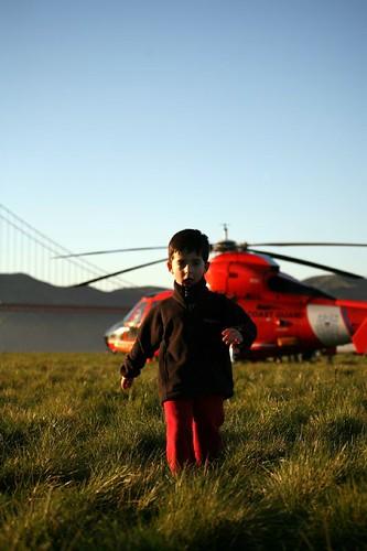 helicopter, emergency, landing, crissy, field IMG_5059-photoshop