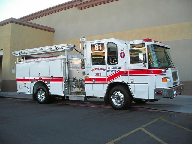 Henderson Fire Department