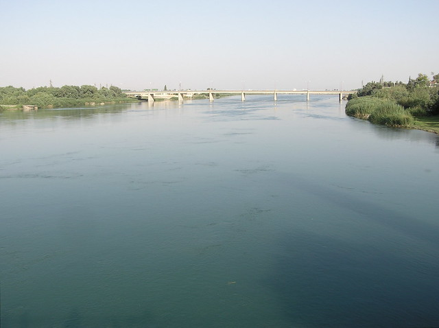 The Euphrates River   Once I started looking through my ...