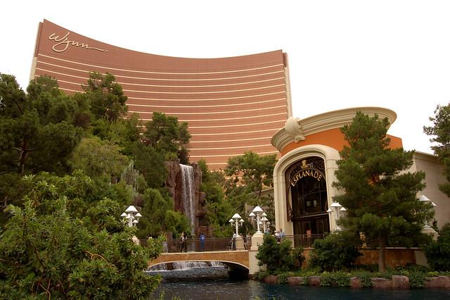 Las Vegas, Hotel Wynn - Flickr CC michelphoto
