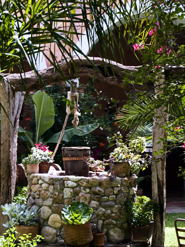 California 39 s real sustainability problem not budgets for Garden wishing well designs