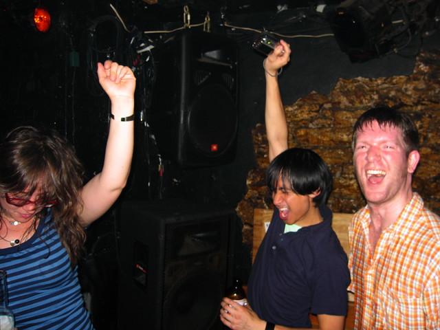 Dancing at Lit