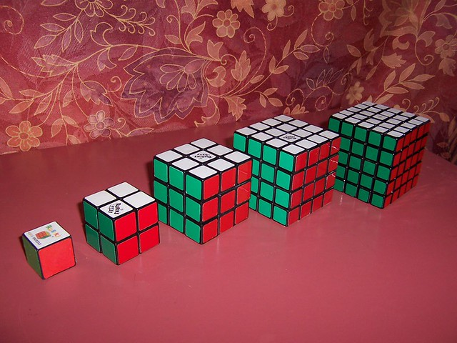 Rubik's Family photo