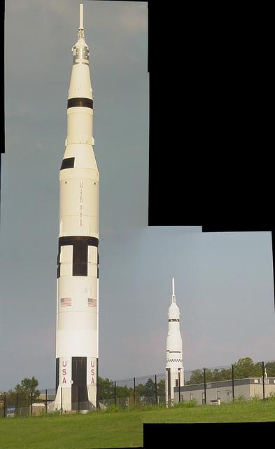 Saturn Rocket - Nasa Space Camp, Huntsville, AL | Flickr ...