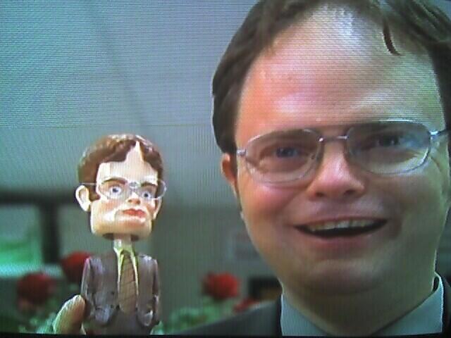 Dwight Schrute Kills Angela S Cat