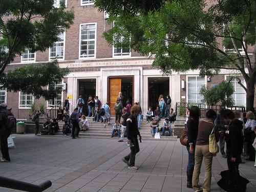 SOAS Campus