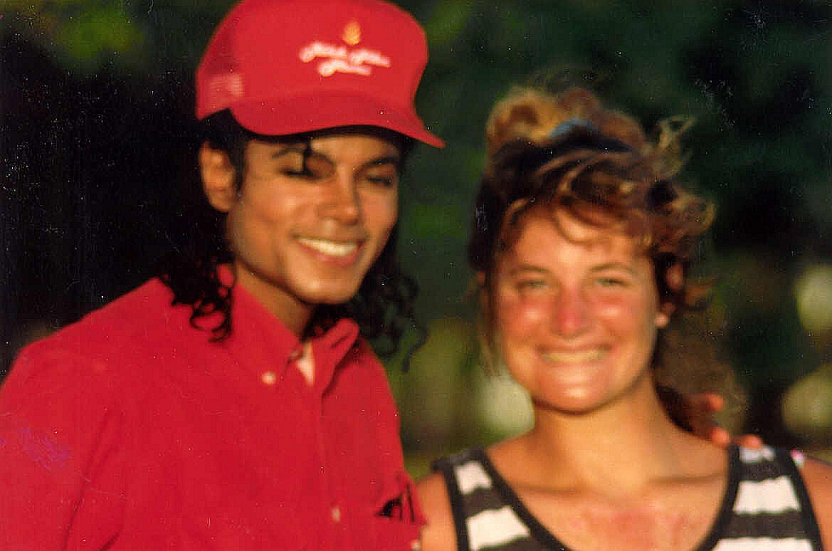 Michael Jackson And Unknown Person Flickr Photo Sharing