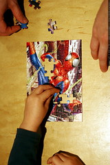 spiderman puzzle    mg 1770