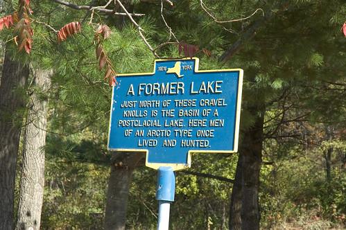 A Former Lake