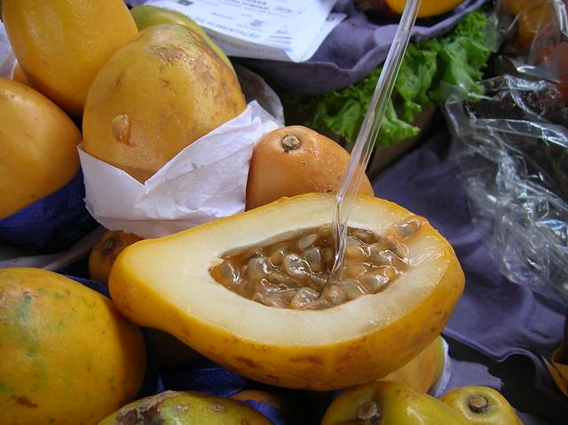 Maracujá, Maracuya, Passion Fruit, Fruta de la pasion ...