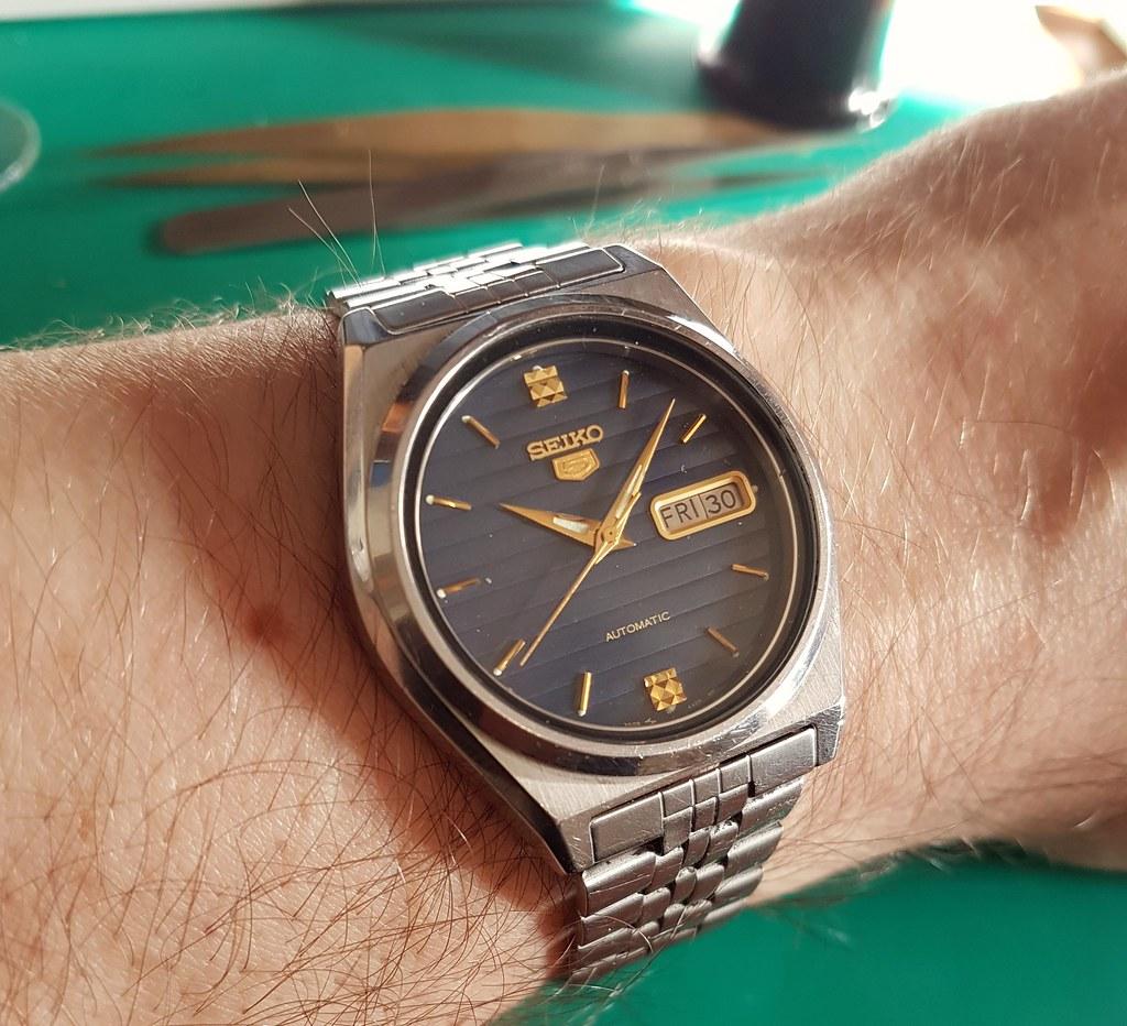 1981 Seiko 5