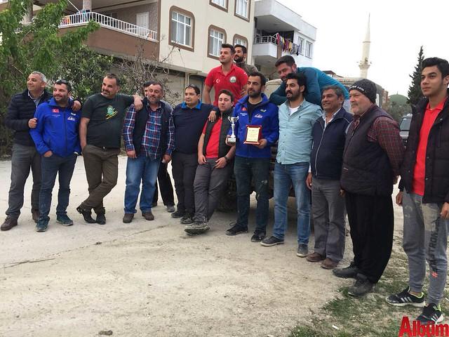 Alanya Off-Road Kulübü Osmaniye Yarışı hazırlıkları