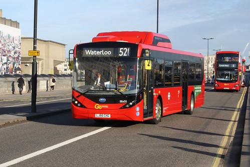 Go-Ahead London SEe35 LJ66CHG