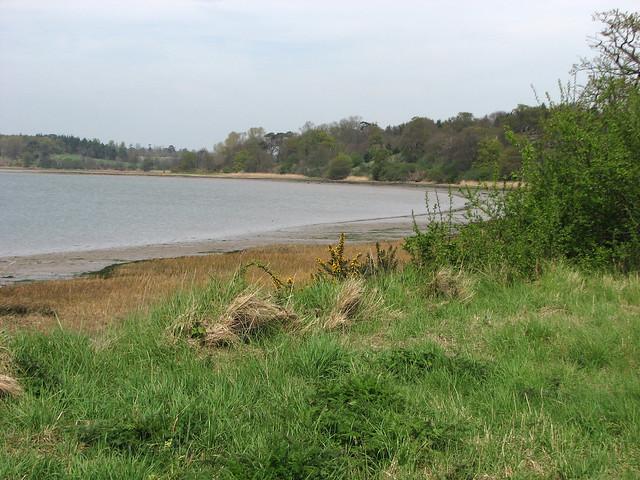 The River Deben near Methersgate