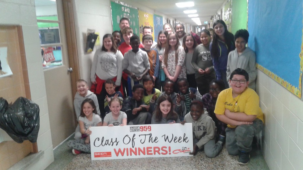 Class of the Week 1
