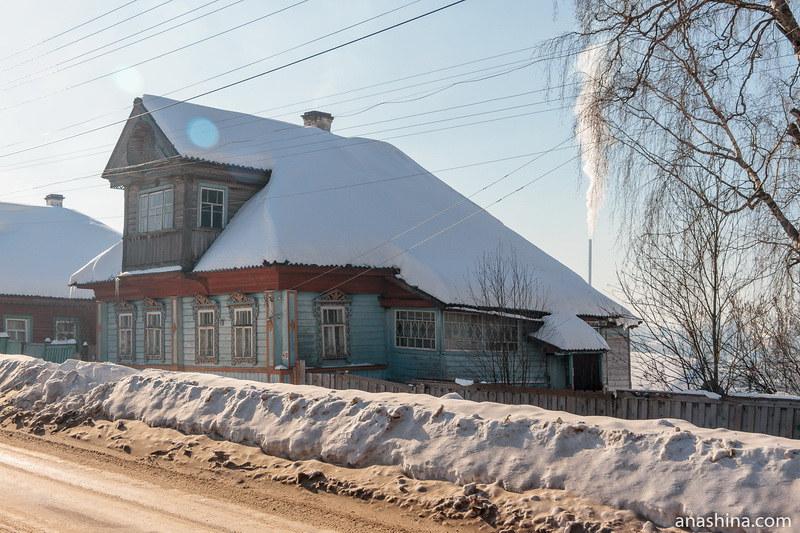 Дом по Коммунистической улице, Солигалич