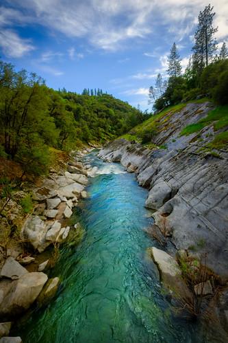 sierra foothills river cosumnes