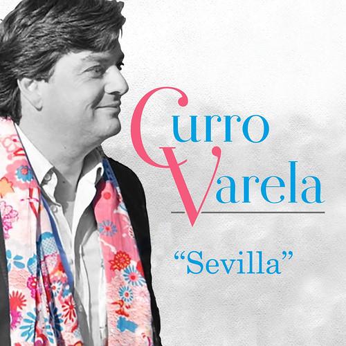 Portada del nuevo single de Curro Varela