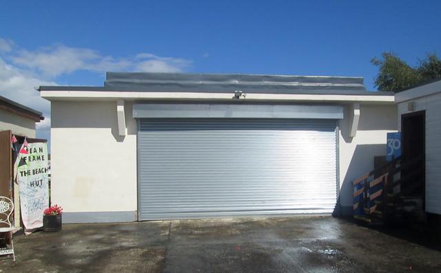 Art Deco Style Garage, Pittenweem