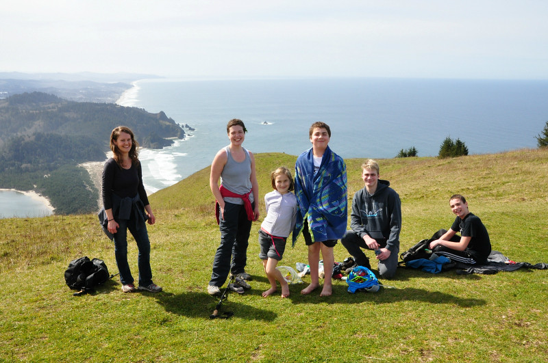 Cascade Head Hiking Crew @ Mt. Hope Chronicles