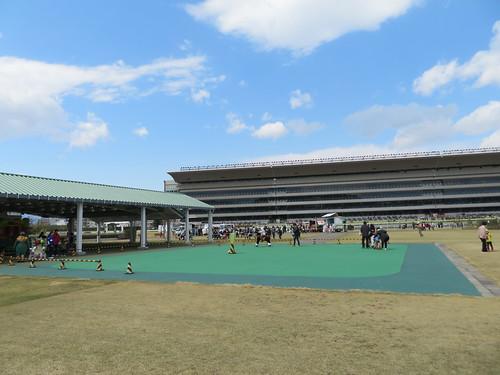 福島競馬場の公園