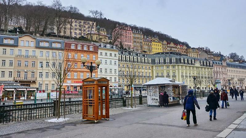 Karlovy Vary, Western Bohemia, Czech Republic