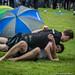 Backhold Wrestling & Umbrellas